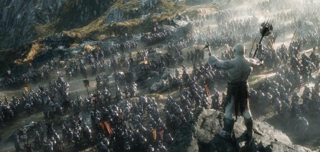Хоббит 3 Битва пяти воинств 2014 смотреть онлайн фильм