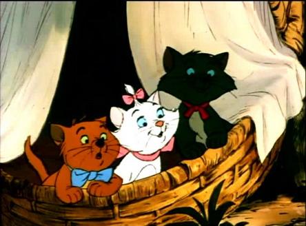 Смотреть онлайн мультик коты аристократы 2