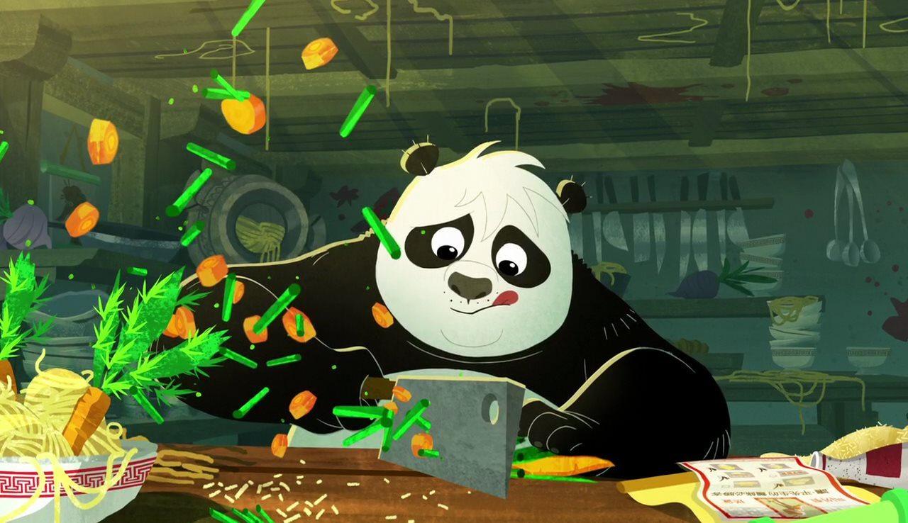 кунг фу панда картинки из мультика