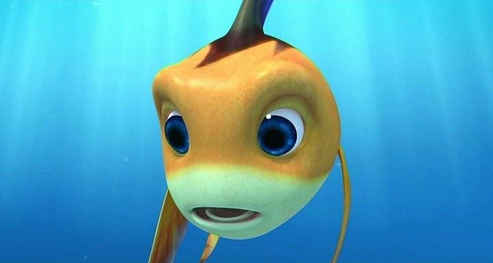 Мультфильм Наживка Для Акулы