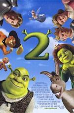 Постер к фильму Шрэк 2