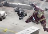 Сцена из фильма Первый мститель: Противостояние / Captain America: Civil War (2016)