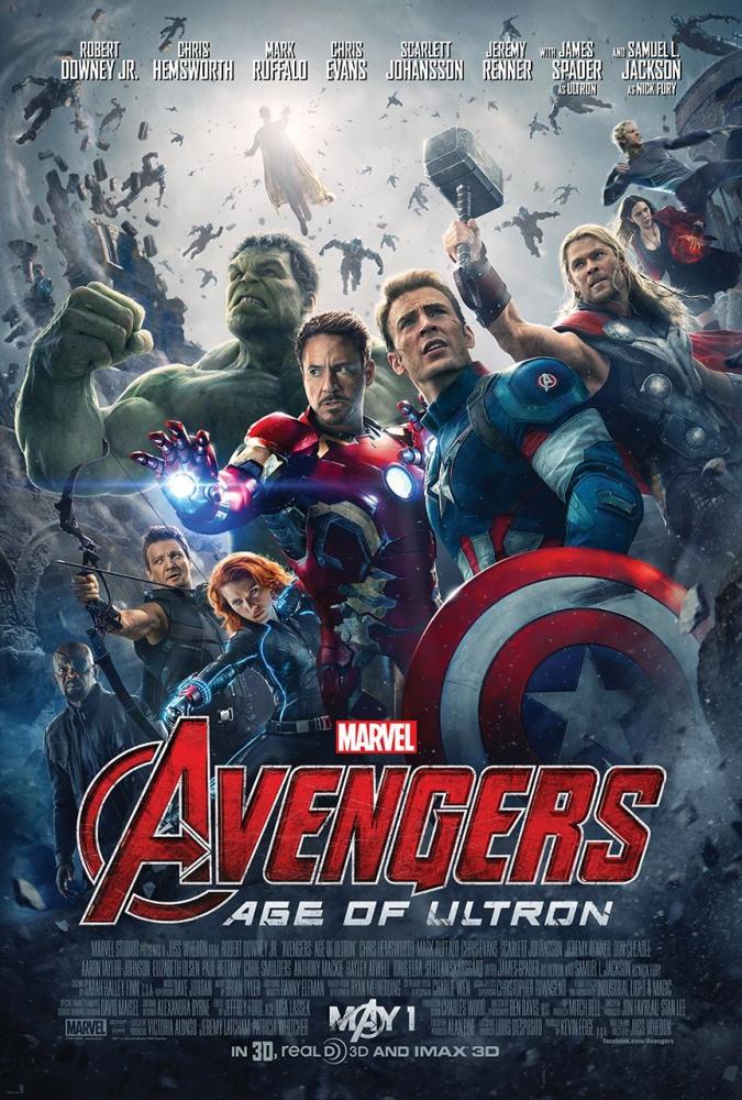 Мстители: Эра Альтрона (2015) (The Avengers: Age of Ultron)