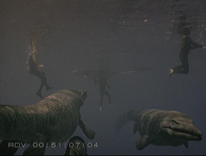 BBC: Прогулки с морскими чудовищами смотреть онлайн