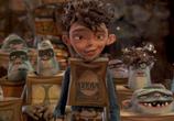 Сцена из фильма Семейка монстров / The Boxtrolls (2014)