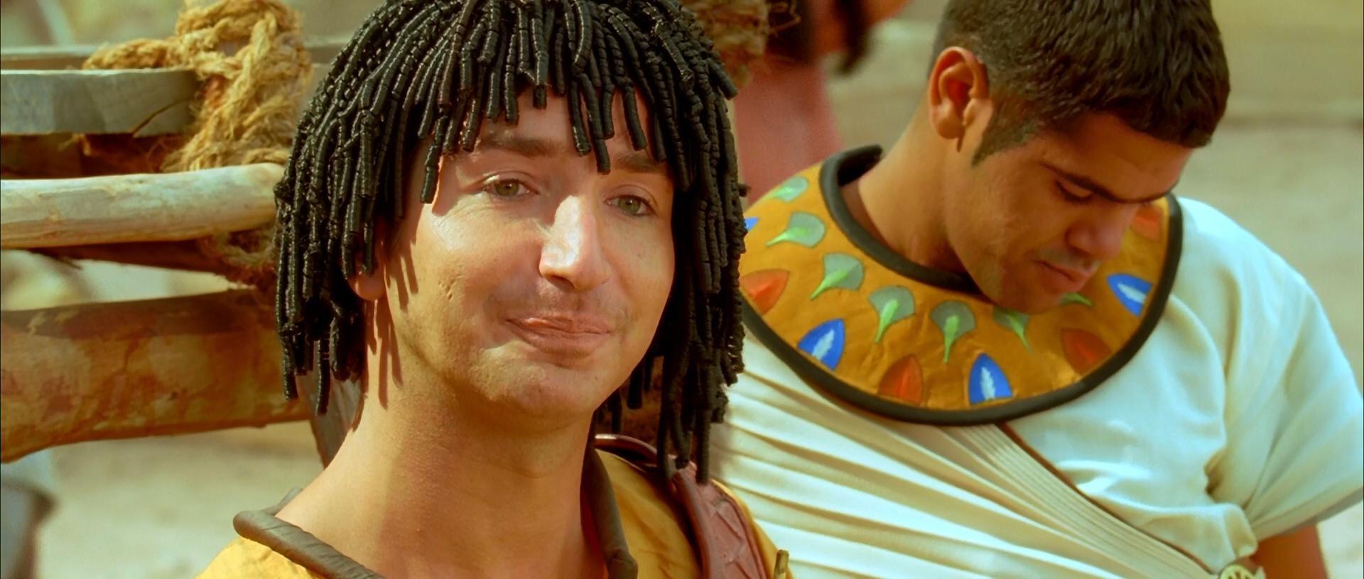 Астерикс и Обеликс Миссия Клеопатра 2002 смотреть