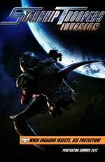 Звездный десант: Вторжение / Starship Troopers: Invasion (2012)