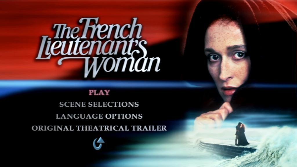 Женщина французского лейтенанта скачать