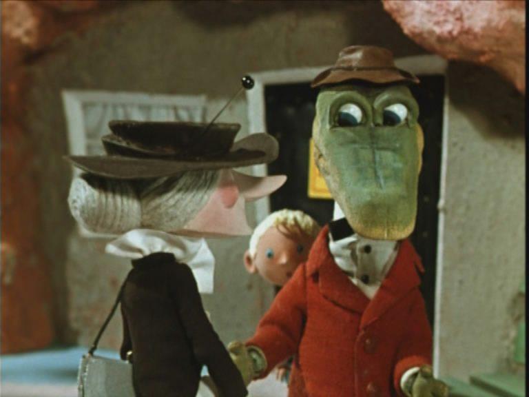 фото из мультфильма крокодил гена и чебурашка