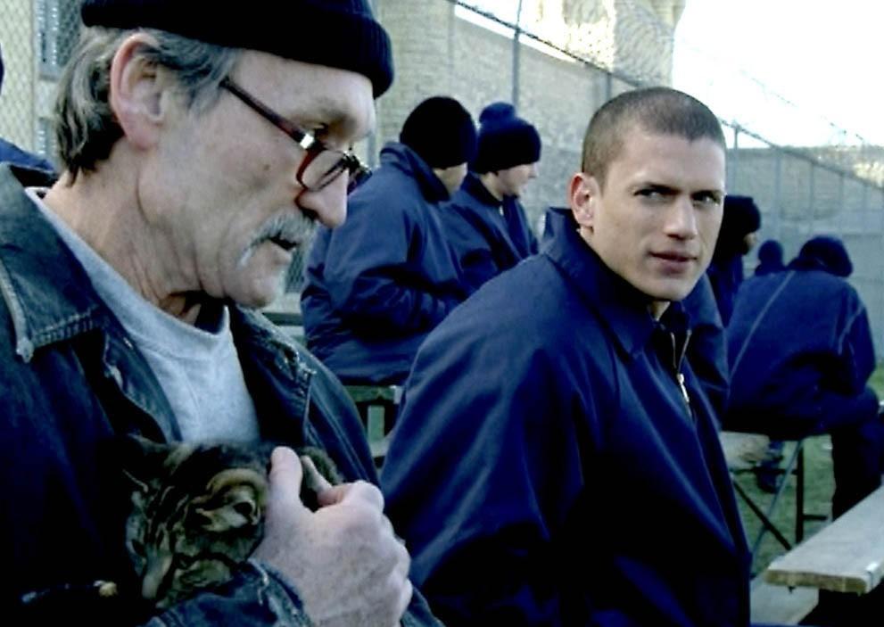 Из тюрьмы prison break 2005 побег побег из