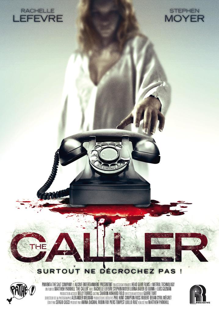Гость (2011) (The Caller)