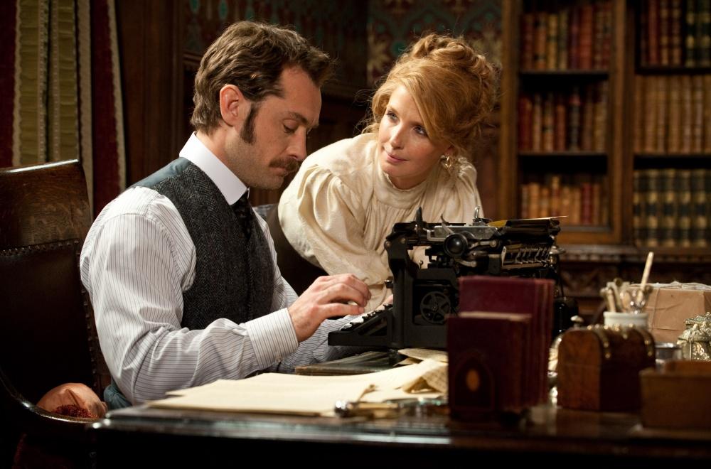 Шерлок Холмс игра теней 2011 Гоблин смотреть онлайн