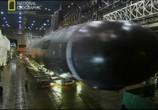 """Сцена из фильма National Geographic: Суперсооружения: Подводная лодка ВМС США """"Вирджиния"""" / MegaStructures: USS Virginia (2005)"""