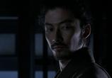 Сцена с фильма Затоiчи / Zatôichi (2004) Затоiчи театр 0