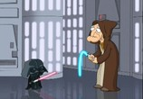 Сцена из фильма Гриффины. Голубой урожай / Family Guy Presents Blue Harvest (2007)