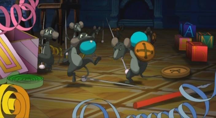 Скачать мультфильм Щелкунчик и мышиный король (2004) - Открытый ...