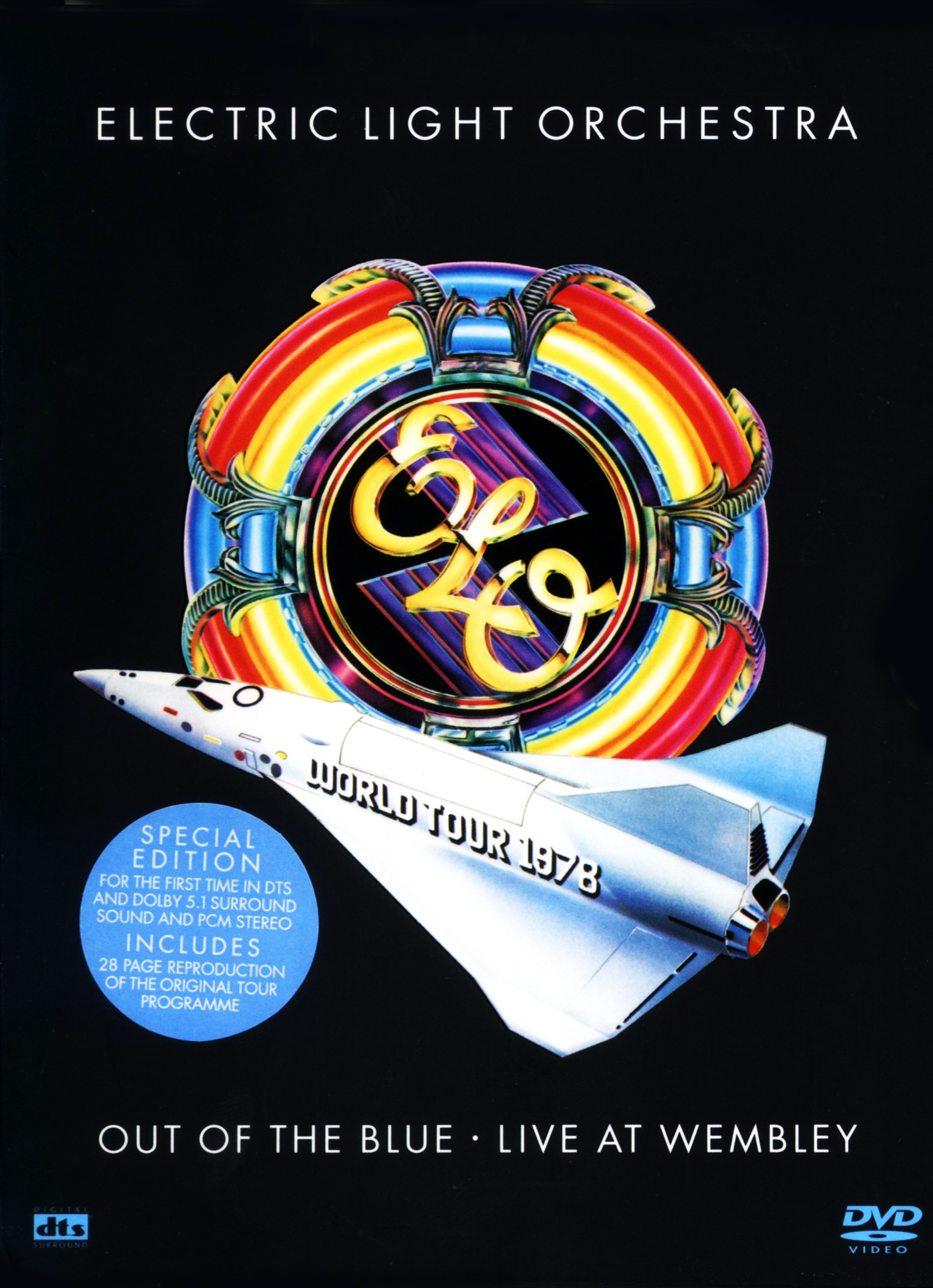 Electric Light Orchestra - Out Of The Blue (30th Anniversary Edition)