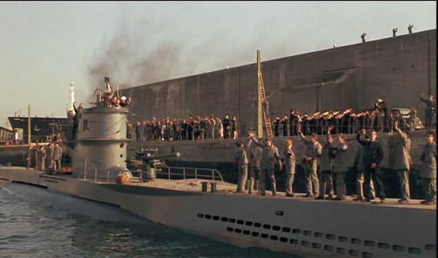 Подводная лодка полная режиссерская версия из 6 серий драма, военный