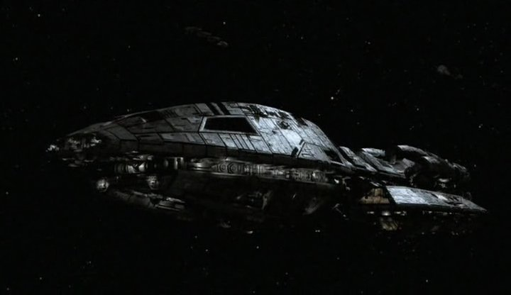 Звездный крейсер Галактика: Лезвие