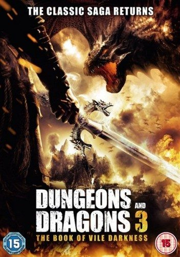 Dungeons dragons the book of vile darkness