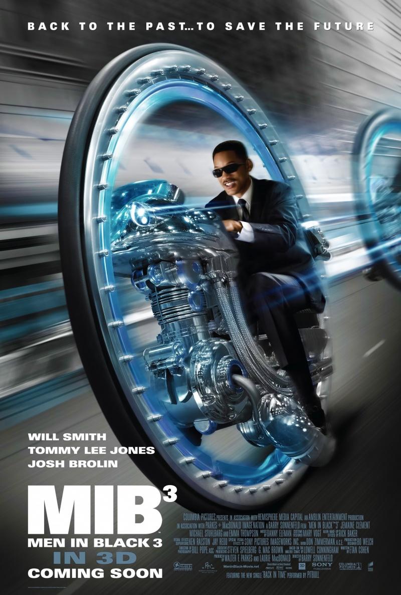 Люди в черном 3 (2012) (Men in Black III)