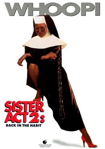 Сестричка, действуй 2 (1993) (Sister Act 2: Back in the Habit)