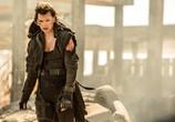 Сцена из фильма Обитель зла: Последняя глава / Resident Evil: The Final Chapter (2017)