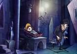 Сцена изо фильма Школа вампиров / Die schule der kleinen vampire (2006) Школа вампиров сценическая площадка 0