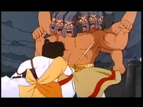 Ramayana the legend of prince rama 1992 youtube