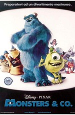 Корпорация монстров / Monsters, Inc. (2002)