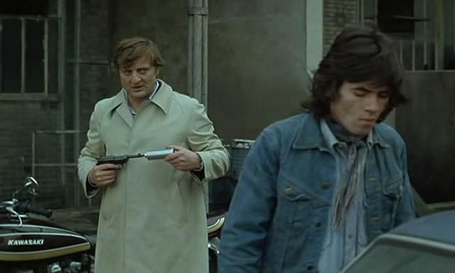 Частный детектив советский дубляж 1976