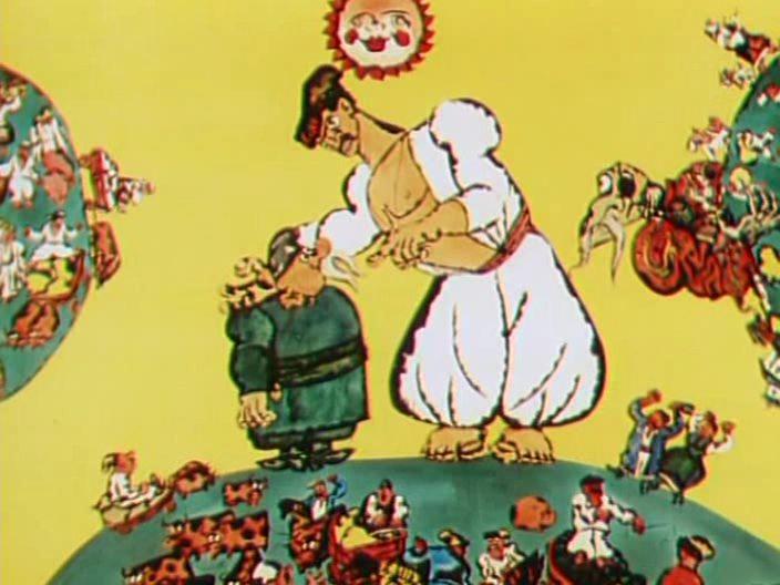 Детские песни из русских мультфильмов слушать онлайн Корова Год выпуска: