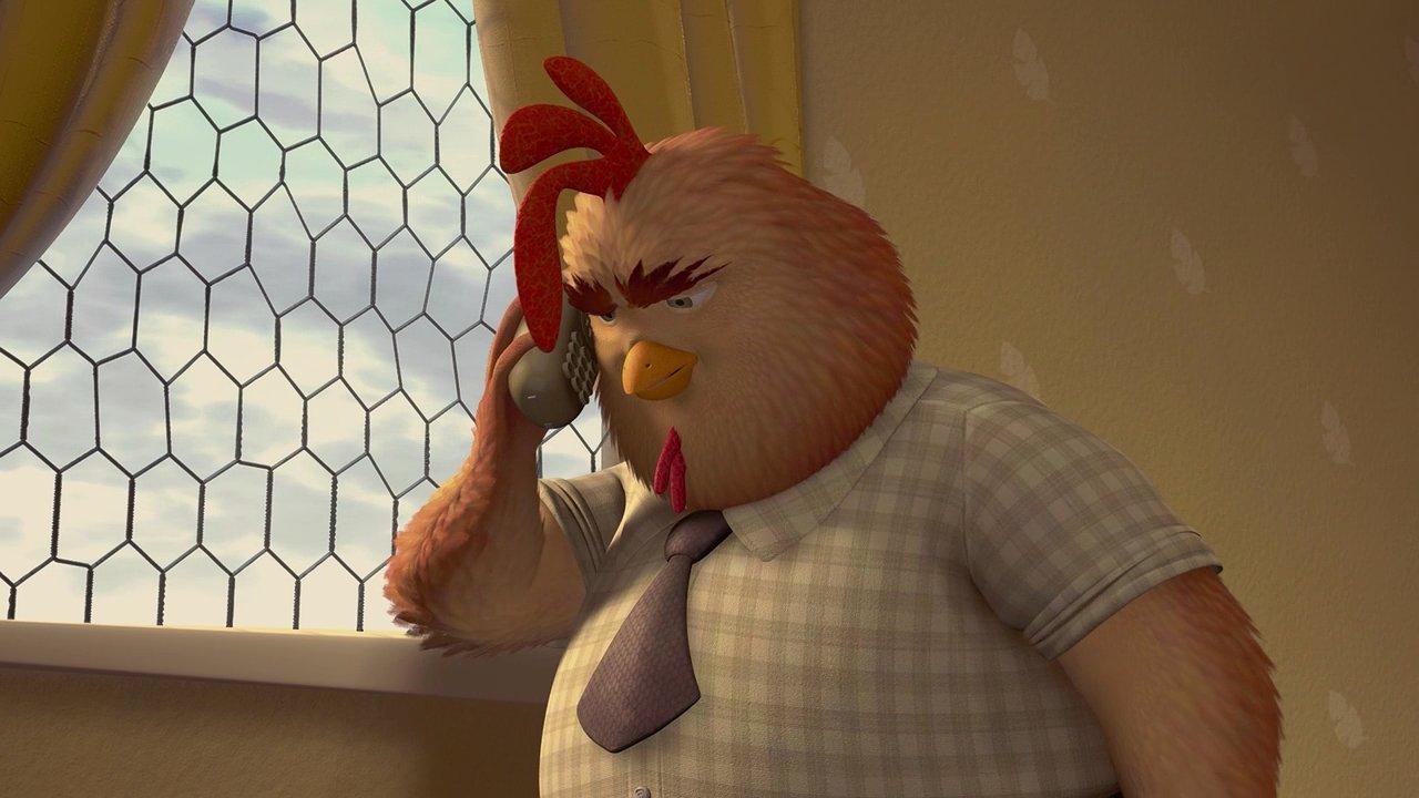 картинки из мультика цыплёнок цыпа