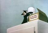 Сцена из фильма Друпи - cыщик / Droopy the detective (1939)