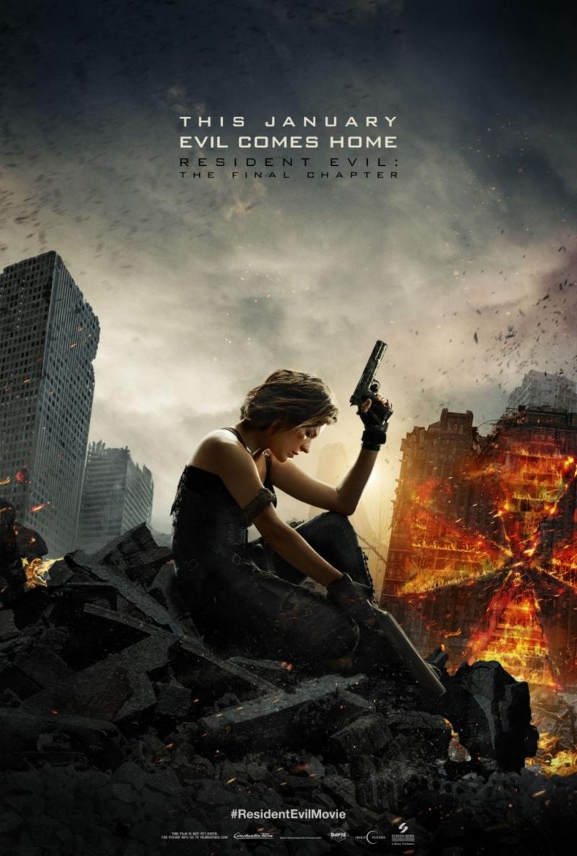 resident evil фильм 7