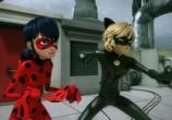 Сцена из фильма Леди Баг и Супер-кот / Miraculous: Tales of Ladybug & Cat Noir (2015) Леди Баг и Супер-кот сцена 4