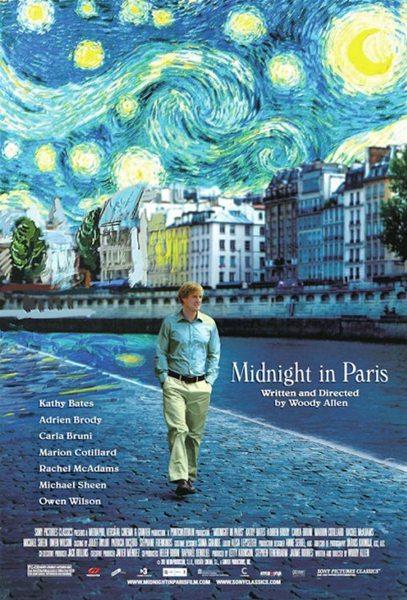 Полночь в Париже (2011) (Midnight in Paris)