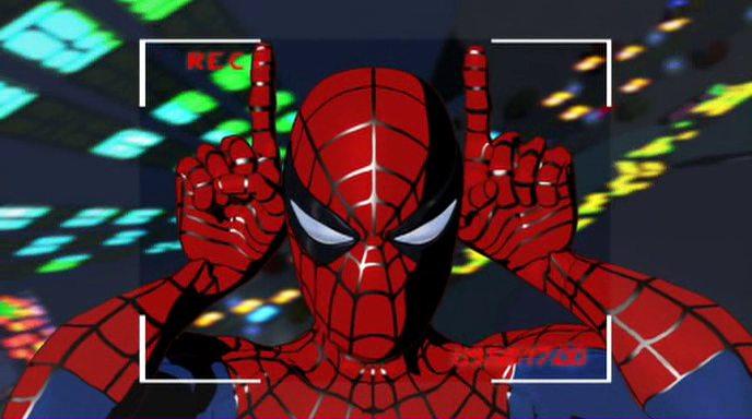 Человек паук новые серии