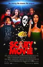 Постер к фильму Очень страшное кино