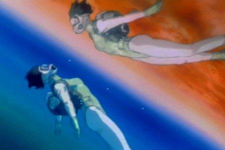призрак в доспехах мультфильм 1995 онлайн субтитры