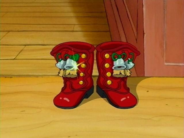 Красные сапожки на Рождество (1995) смотреть онлайн или скачать ...