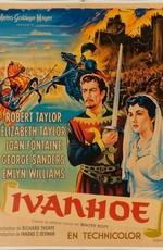Постер к фильму Айвенго