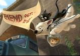 Сцена из фильма Вольт / Bolt (2008) Вольт
